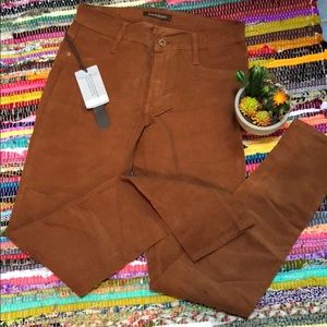 JAMES JEANS TWIGGY CORDUROY LEGGING